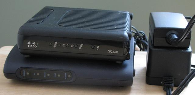 Comparison of generations - DOCSIS 2.0 vs 3.0 cable modems